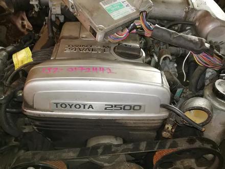 Двигатель тойота марк 2. 1Gz-G. 2.5 трамблёр в Алматы – фото 2