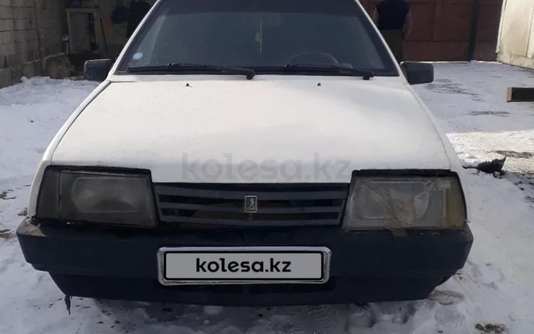 ВАЗ (Lada) 21099 (седан) 2000 года за 350 000 тг. в Тараз