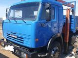 КамАЗ 2008 года за 16 000 000 тг. в Кызылорда – фото 2