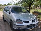 Nissan Tino 2000 года за 1 200 000 тг. в Алматы – фото 4