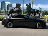 Аренда авто Прокат машины Mercedes Bens S — class W222… в Темиртау – фото 2