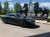 Аренда авто Прокат машины Mercedes Bens S — class W222… в Темиртау – фото 3