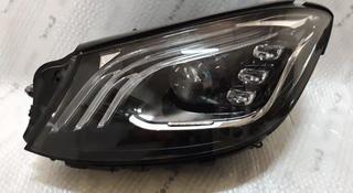 Mercedes-benz W 222 передние фары рестайл за 700 000 тг. в Алматы