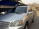 Mercedes-Benz ML 350 2007 года за 6 500 000 тг. в Алматы – фото 5
