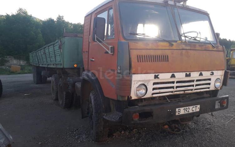 КамАЗ  5410 1981 года за 2 900 000 тг. в Текели