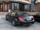 Mercedes-Benz S 350 2010 года за 10 000 000 тг. в Шымкент – фото 5