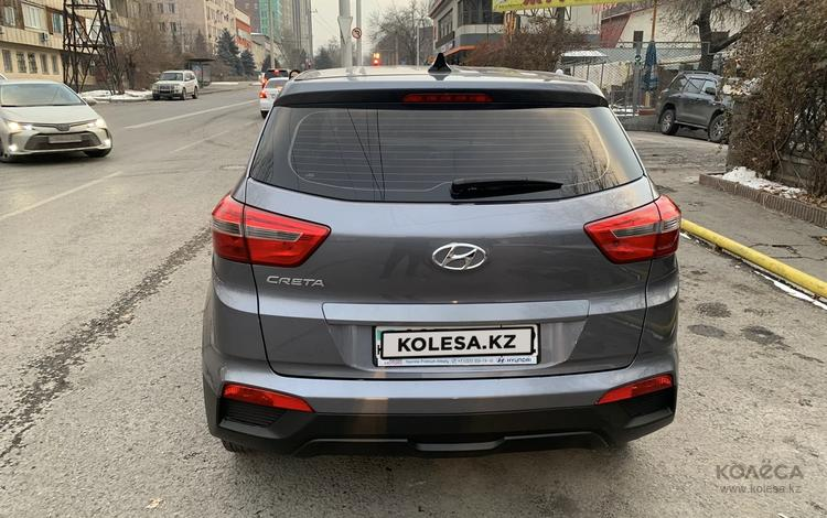 Hyundai Creta 2018 года за 7 600 000 тг. в Алматы