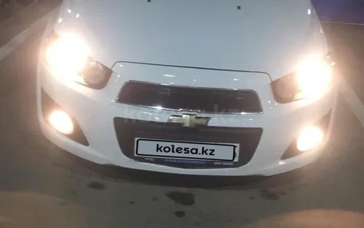 Chevrolet Aveo 2013 года за 3 200 000 тг. в Алматы