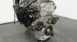 Двигатель Toyota Camry 2AZ fe Тойота Камри 2.4 литра за 160 080 тг. в Алматы