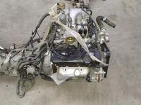 Двигатель 6g72, на мицубиси Паджеро 4, Mitsubishi pajero4 за 1 100 000 тг. в Алматы