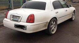 Lincoln Town Car 2000 года за 3 500 000 тг. в Нур-Султан (Астана)