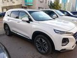 Hyundai Santa Fe 2019 года за 14 300 000 тг. в Нур-Султан (Астана) – фото 2