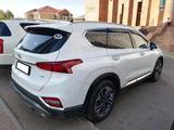 Hyundai Santa Fe 2019 года за 14 300 000 тг. в Нур-Султан (Астана) – фото 4
