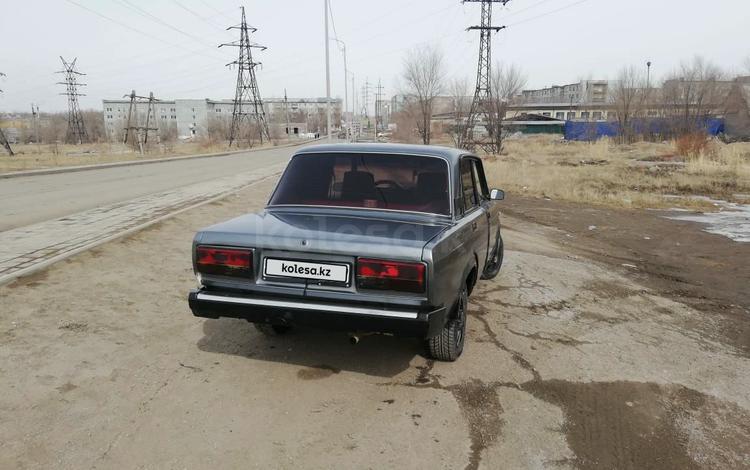 ВАЗ (Lada) 2107 1993 года за 450 000 тг. в Жезказган