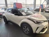 Toyota C-HR 2020 года за 13 720 000 тг. в Семей – фото 2