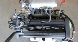 Двигатель B20B Honda Cr-V за 210 000 тг. в Алматы – фото 2