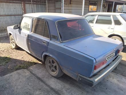 ВАЗ (Lada) 2107 2005 года за 400 000 тг. в Атбасар – фото 2