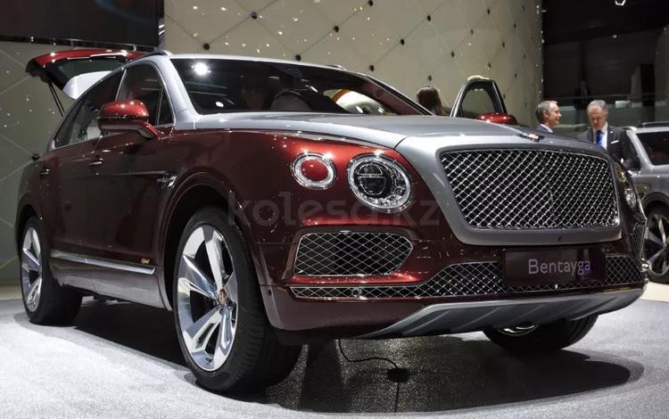 Bentley за 702 000 тг. в Алматы