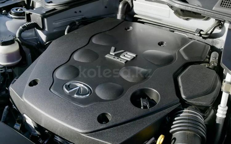 Двигатель на запчасти на Infiniti/Инфинити FX Двигатель за 50 000 тг. в Нур-Султан (Астана)