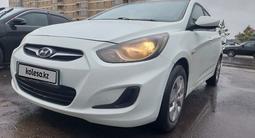 Hyundai Accent 2013 года за 4 100 000 тг. в Нур-Султан (Астана)