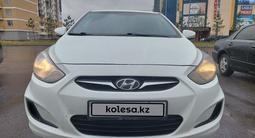 Hyundai Accent 2013 года за 4 100 000 тг. в Нур-Султан (Астана) – фото 2