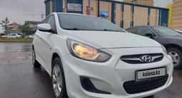 Hyundai Accent 2013 года за 4 100 000 тг. в Нур-Султан (Астана) – фото 3