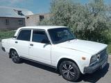 ВАЗ (Lada) 2107 2006 года за 800 000 тг. в Тараз – фото 3