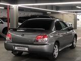 Subaru Impreza 2007 года за 3 780 000 тг. в Алматы – фото 3