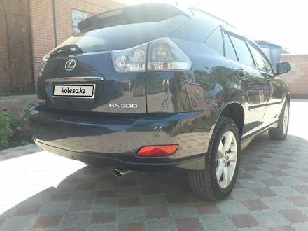 Lexus RX 300 2004 года за 6 500 000 тг. в Шымкент – фото 7