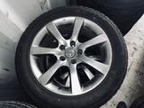 Диски с резиной Dunlop от Nissan Skyline v35 за 185 000 тг. в Алматы