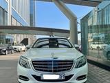 Mercedes-Maybach S 500 2015 года за 32 000 000 тг. в Нур-Султан (Астана) – фото 3