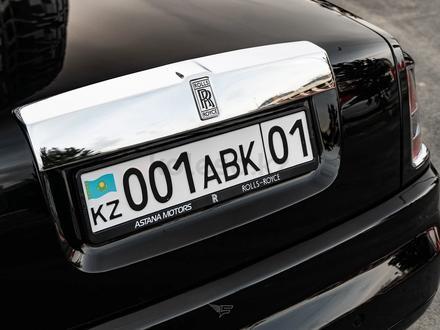 Rolls-Royce Phantom 2003 года за 42 500 000 тг. в Алматы – фото 16