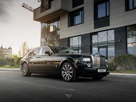 Rolls-Royce Phantom 2003 года за 42 500 000 тг. в Алматы – фото 4