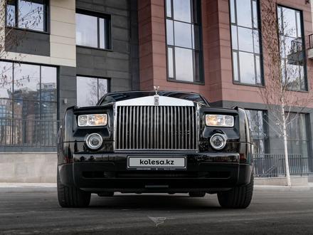 Rolls-Royce Phantom 2003 года за 42 500 000 тг. в Алматы – фото 9