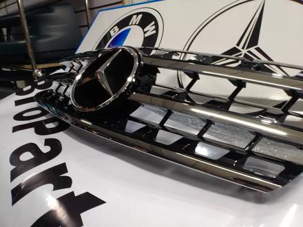 Mercedes-Benz W 164 ML решетка радиатора в Нур-Султан (Астана) – фото 2
