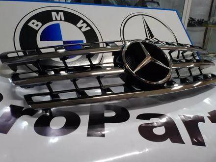 Mercedes-Benz W 164 ML решетка радиатора в Нур-Султан (Астана) – фото 3