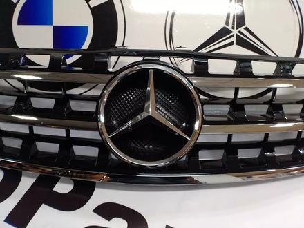 Mercedes-Benz W 164 ML решетка радиатора в Нур-Султан (Астана) – фото 4