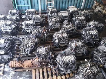 Двигатель A25 A25FKS 2.5 за 71 000 тг. в Алматы – фото 2