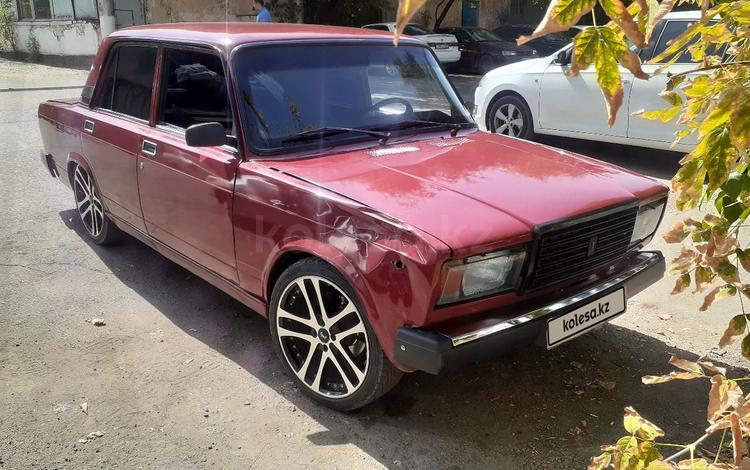 ВАЗ (Lada) 2107 2007 года за 799 000 тг. в Алматы