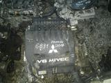 Двигатель на Митсубиси Outlander 4B12, 6B31 за 550 000 тг. в Алматы – фото 2