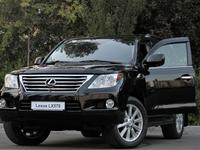 Lexus LX 570 2008 года за 16 800 000 тг. в Алматы