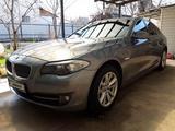 BMW 523 2010 года за 8 600 000 тг. в Алматы – фото 2