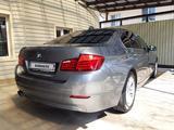 BMW 523 2010 года за 8 600 000 тг. в Алматы – фото 4