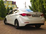 Hyundai Elantra 2014 года за 5 400 000 тг. в Актобе – фото 3