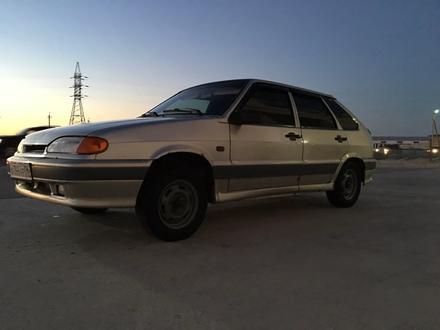 ВАЗ (Lada) 2114 (хэтчбек) 2006 года за 800 000 тг. в Актау