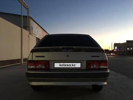 ВАЗ (Lada) 2114 (хэтчбек) 2006 года за 800 000 тг. в Актау – фото 3