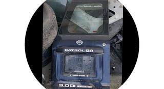 Дверь багажника левая Патрол Сафари у61 Patrol Safari Y61 за 50 000 тг. в Алматы