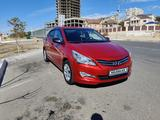 Hyundai Accent 2014 года за 5 500 000 тг. в Актау – фото 5