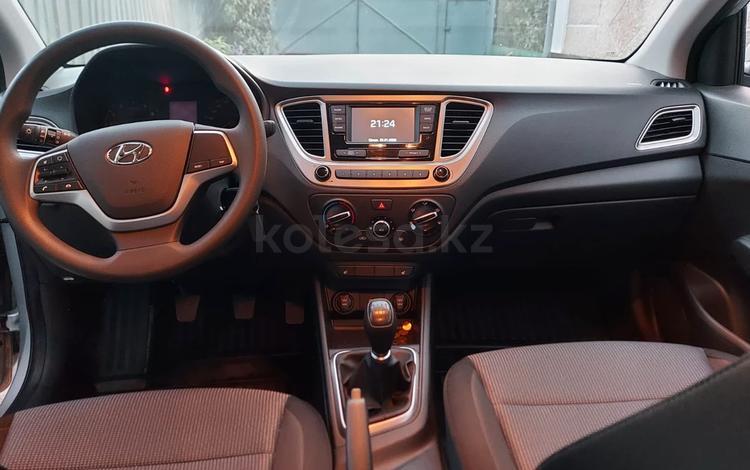 Hyundai Accent 2021 года за 6 800 000 тг. в Караганда