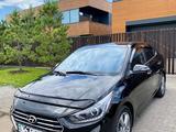 Hyundai Accent 2017 года за 6 300 000 тг. в Нур-Султан (Астана)